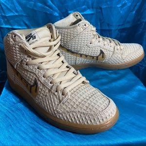 Nike Dunk High Premium SB Chicken & Waffles, Sz 11